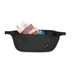 Pacsafe Coversafe V100 Waist Wallet black